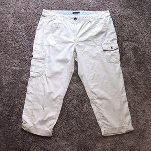 Tommy Hilfiger Beigne Cargo Pants